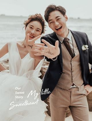 每个有你的日子_主题三亚婚纱摄影
